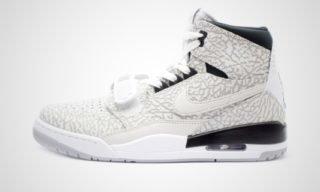 Air Jordan Legacy 312 (Grijs/Zwart) Sneaker