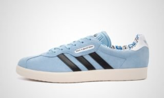 X have a good time Gazelle Super (Blauw) Sneaker