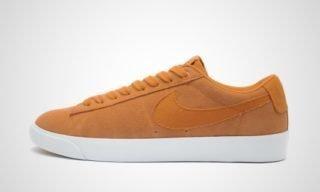 SB Blazer Low GT (Oranje) Sneaker