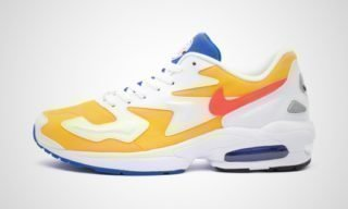 "Air Max 2 Light ""University Goud"" Sneaker"