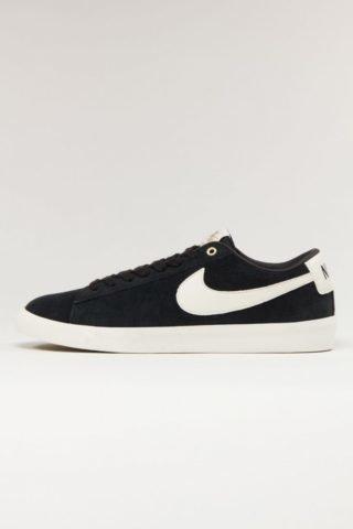 Nike SB Blazer Low GT Black/Snail