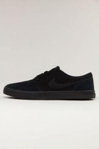 Nike SB Solarsoft Portmore 2 Black/Black