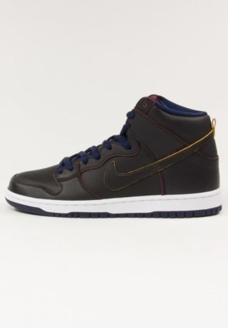 Nike SB Dunk High Pro NBA Black