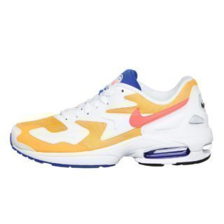 Nike Air Max2 Light (goud/roze/blauw)