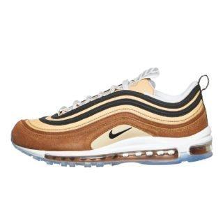 Nike Air Max 97 (bruin/zwart/goud)