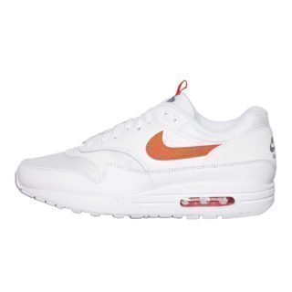 Nike Air Max 1 SE (wit/oranje)