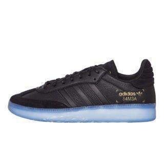 adidas Samba RM (zwart/turqouise/goud/zilver)