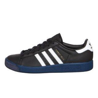 adidas Forest Hills (zwart/wit/blauw)