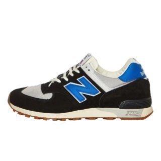 "New Balance M576 TNF Made in UK ""70's Sport Pack"" (zwart/blauw)"