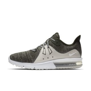 Nike Air Max Sequent 3 Damesschoen - Olive Olive