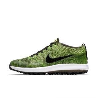 Nike Flyknit Racer G Golfschoen voor heren - Groen Groen