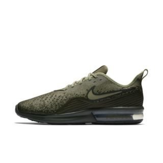 Nike Air Max Sequent 4 Herenschoen - Olive Olive