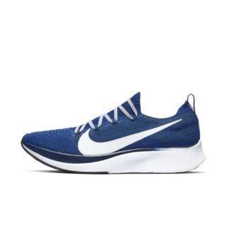Nike Zoom Fly Flyknit Hardloopschoen voor heren - Blauw Blauw