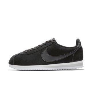 Nike Classic Cortez Premium Damesschoen - Zwart Zwart