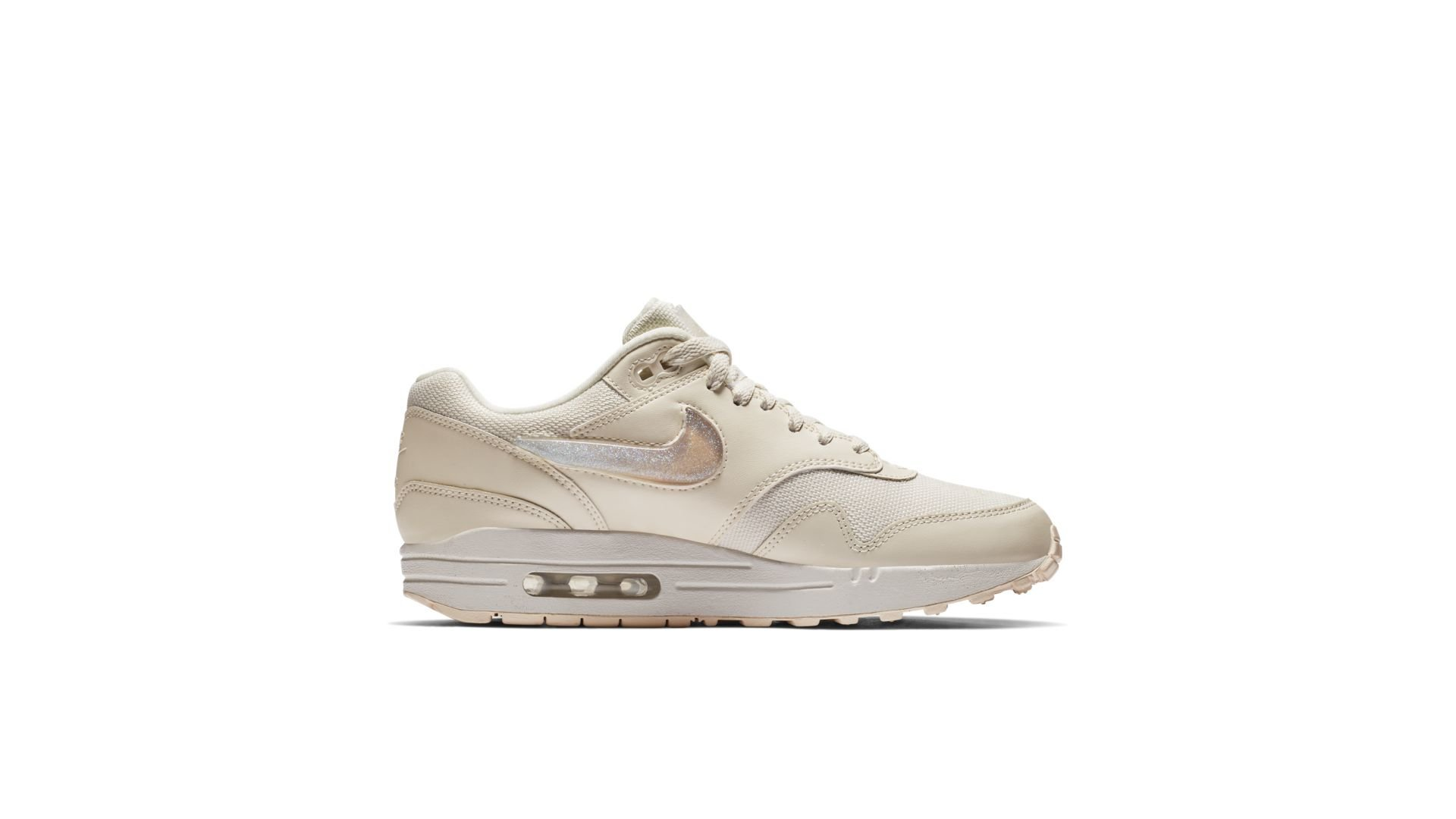 Nike Wmns Air Max 1 JP Pale IvorySummit WhiteGuava Ice AT5248100