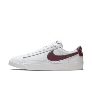 Nike Blazer Low LE Damesschoen - Wit Wit