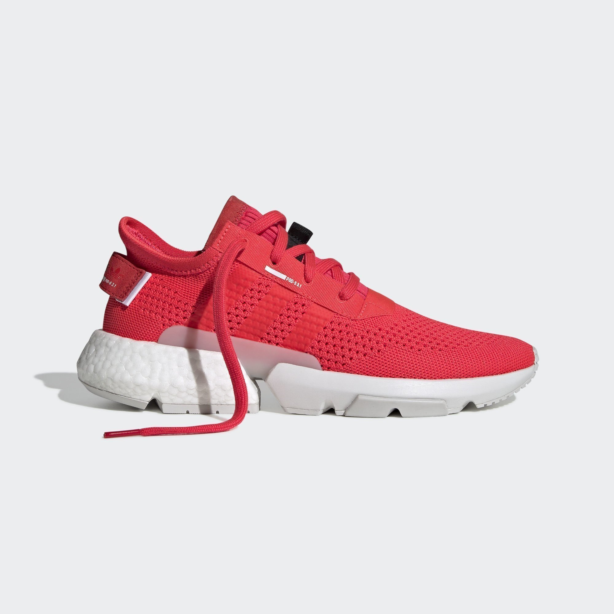 Adidas POD S3.1 Shock Red Shock Red Ftwr White (CG7126)