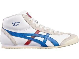 Onitsuka Tiger MEXICO Mid Runner (wit)