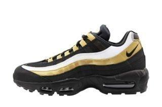 Nike Air Max 95 OG (multicolor/zwart/goud/wit)