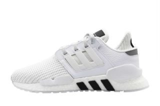 best loved 001cf 0cafa adidas EQT Support 9118 (witzwart)