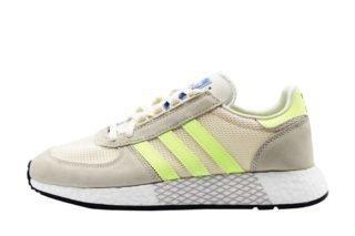 adidas Marathon Tech (bruin/geel)