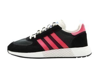 adidas Marathon Tech (rood/zwart)