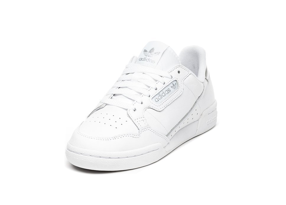 03ec5874d38de0 adidas Continental 80 W (Ftwr White   Ftwr White   Metallic Silver).  Stijlcode  EE8925. adidas Continental ...