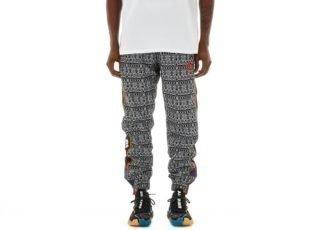 adidas x Pharrell Williams Woven Pant (Multicolor)