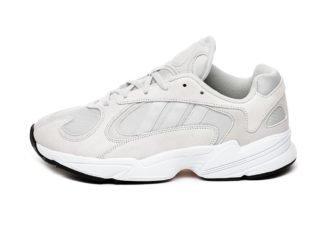 adidas Yung-1 (Grey One / Grey One / Ftwr White)