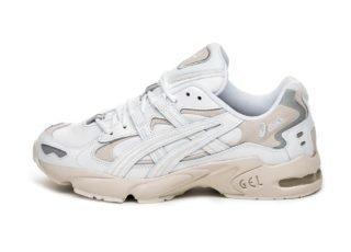 Asics Gel-Kayano V OG Leather (White / White)