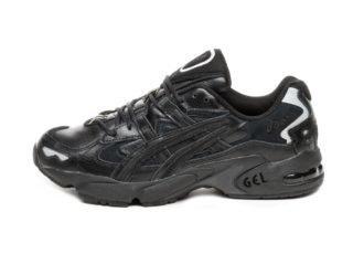 Asics Gel-Kayano V OG Leather (Black / Black)