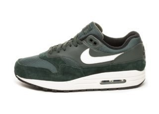 Nike Air Max 1 (Outdoor Green / Sail - Black)