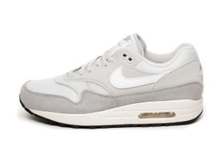 Nike Air Max 1 (Vast Grey / Sail - Sail - Wolf Grey)