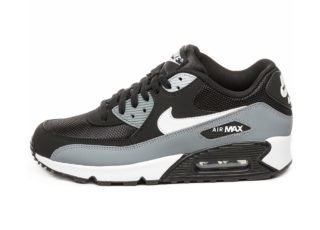 Nike Air Max 90 Essential (Black / White - Cool Grey - Anthracite)