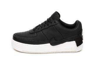 Nike Wmns Air Force 1 Jester XX PRM (Black / Black - Sail)