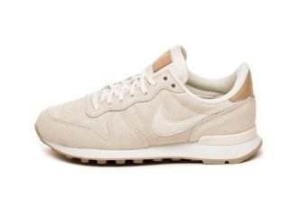 Nike Wmns Internationalist PRM (Pale Ivory / Pale Ivory - Summit White