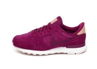 Nike Wmns Internationalist PRM (True Berry / True Berry - Summit White