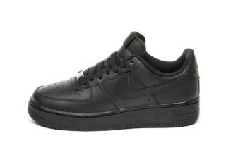 Nike Wmns Air Force 1 '07 (Black / Black)