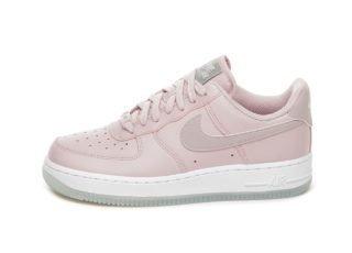 Nike Wmns Air Force 1 '07 Essential (Plum Chalk / Plum Chalk - White
