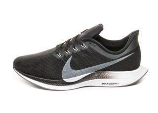 Nike Zoom Pegasus 35 Turbo (Black / Vast Grey - Oil Grey - Gunsmoke)