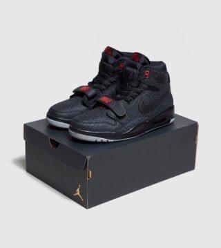 Jordan Air 4 Retro (zwart)