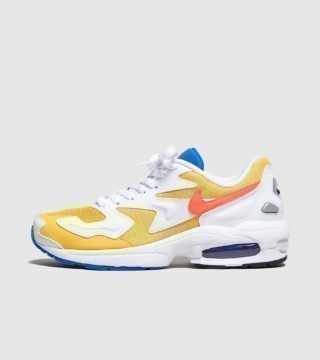 Nike Air Max2 Light Dames (wit)