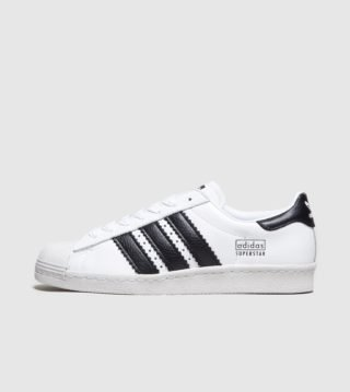 adidas Originals Superstar Fat Stripes (wit)