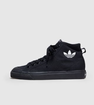 adidas Originals Nizza High Top Dames (zwart)