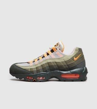 Nike Air Max 95 OG (creme/oranje/zwart)