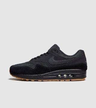 Nike Air Max 1 (zwart)
