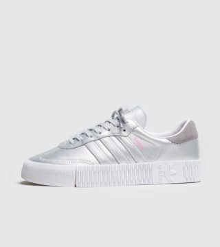 Adidas Nizza Low Sneakers Roze Zwart 610 Dames
