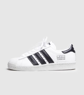 adidas Originals Superstar Fat Stripes Dames (wit)