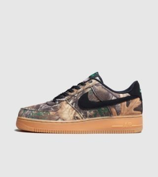 Nike Air Force 1 Low 'Realtree' Camo Pack (groen)