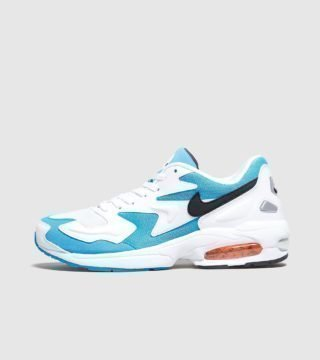 Nike Air Max2 Light (blauw)